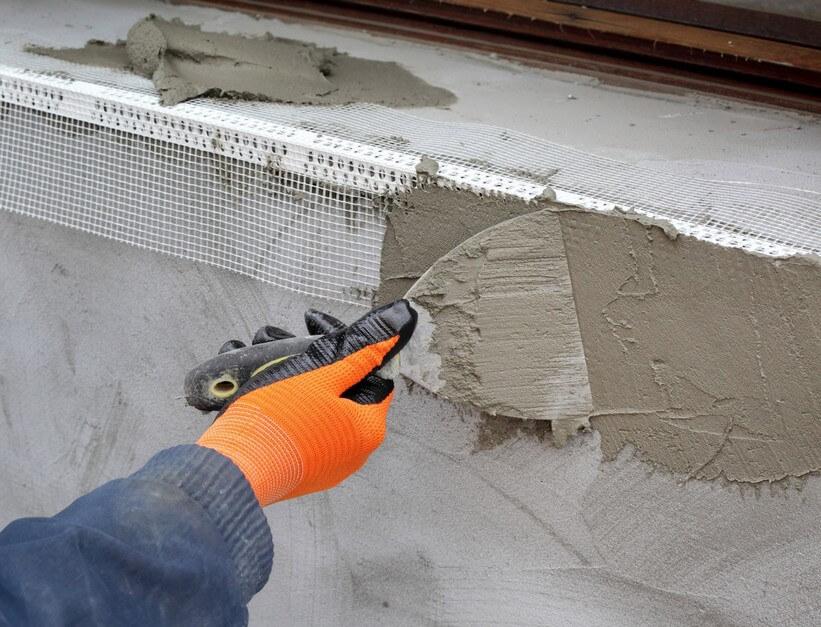 Откосы из цементного раствора виды пластификаторов для цементного раствора