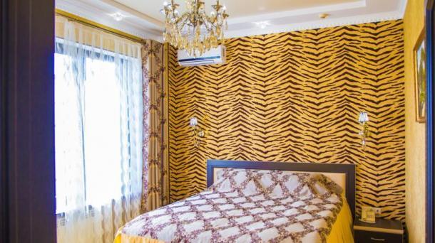 Hotel Caucasian Captive
