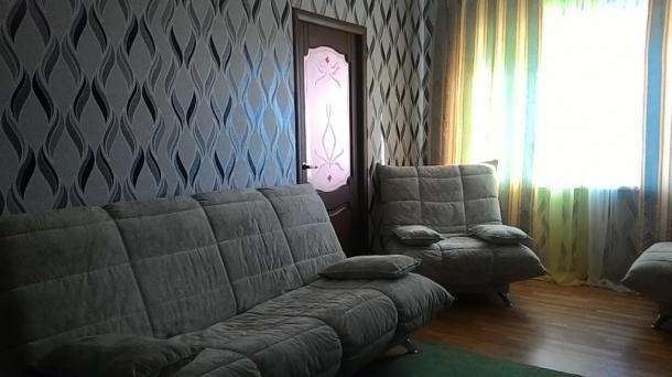 Уютная квартира в Крвснооктябрьском районе