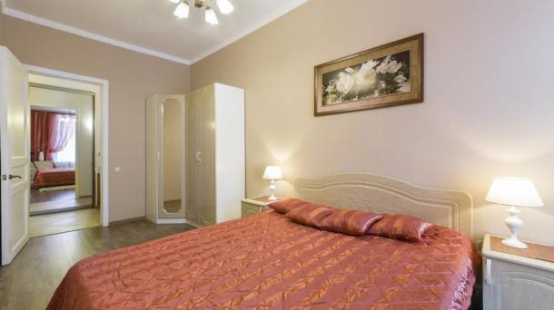 2-х комнатная квартира посуточно на Невском проспекте