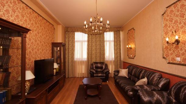 Квартира на Невском в СПБ