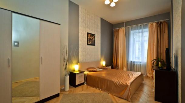Красивая квартира в Петербурге посуточно