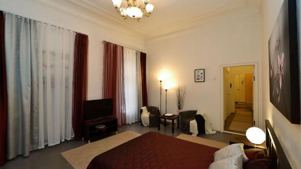 Уютная и современная квартира в Питере