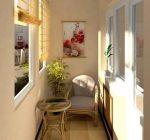 Цвет балкон – Краска для балкона снаружи. Выбираем цвет интерьера балкона и лоджии. Правильное окрашивание стен
