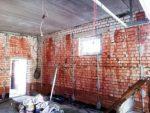 Как покрасить красиво гараж – особенности работы с кирпичными, бетонными и по штукатурке, фото, а также чем лучше покрыть внутри и снаружи, какой цвет выбрать?