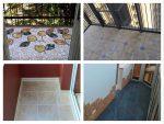 Плитка на открытом балконе – Выбираем и укладываем плитку на балкон. Морозостойкая плитка для улицы и балкона Керамогранит структурированный морозостойкий для пола на лоджии