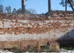Вычинка кирпичной кладки это – ФОТОГРАФИЧЕСКИЕ МАТЕРИАЛЫ на проведение первоочередных и противоаварийных работ на объекте культурного наследия Монастырская ограда с башнями Успенского Вышенского монастыря